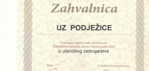28. Županijska smotra učeničkih zadruga Splitsko-dalmatinske županije